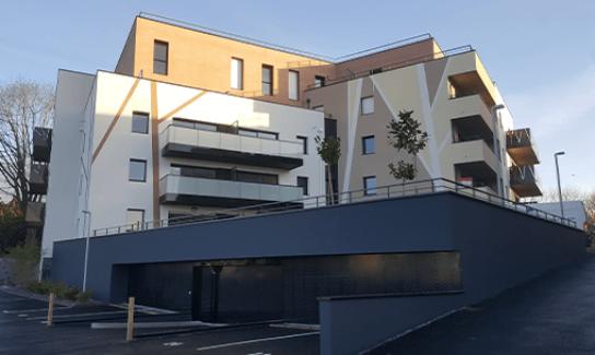 Résidence « Castilla » de 29 logements