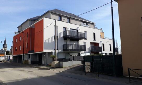 Résidence «Côté Seiche» de 16 logements