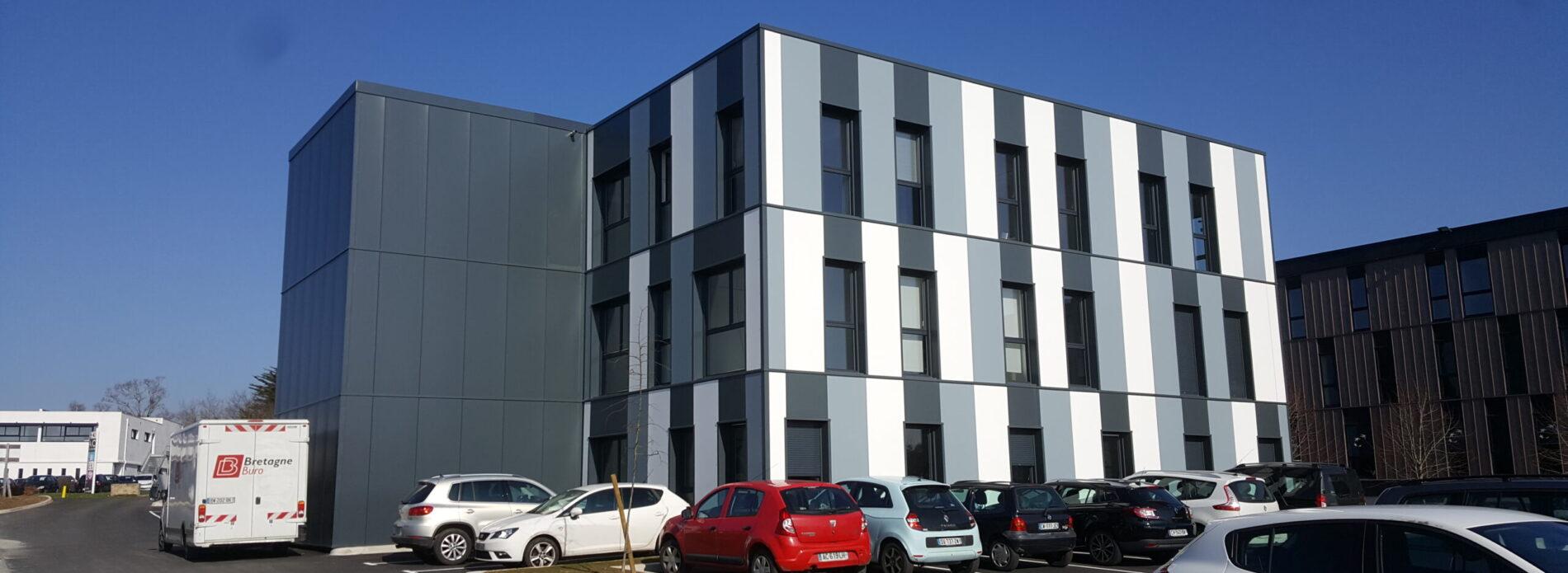 Le Conti - immobilier tertiaire à Vannes