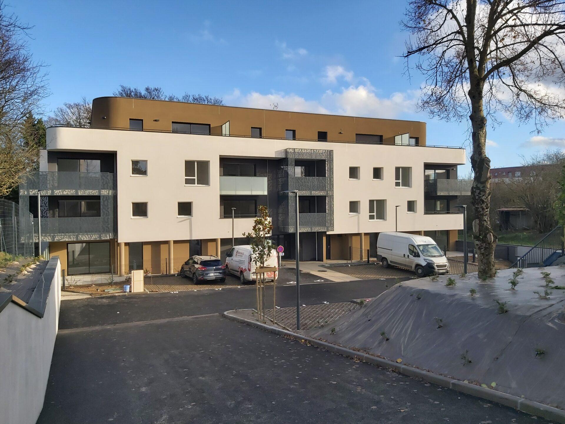 Résidence Villa Kannel à Chartres de Bretagne