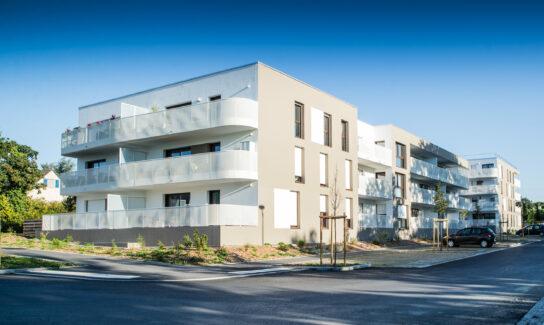 Résidence « Les terrasses de Cézembre » de 24 logements