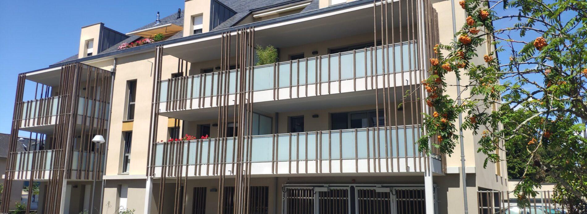 Résidence l'Aparté à Saint-Grégoire
