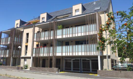 Résidence « L'Aparté » de 9 logements