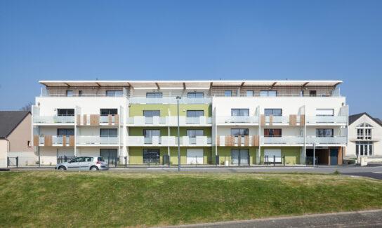 Résidence «Le Carré Castelia» de 23 logements