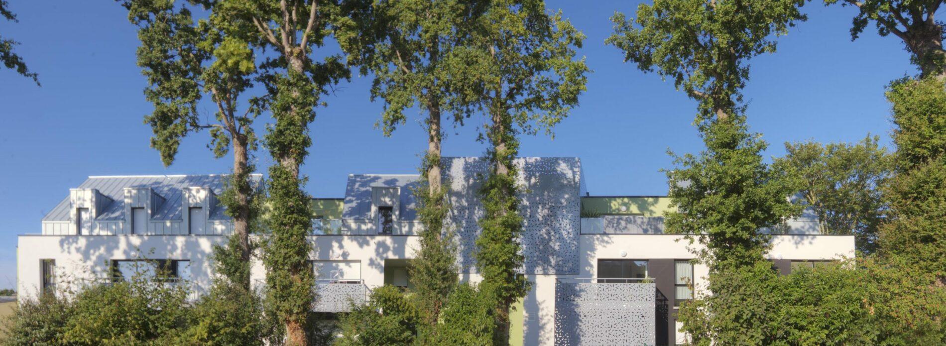 Résidence Les jardins de Lucie ACP Immo