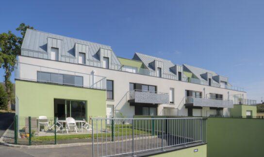 Résidence «Les Jardins de Lucie» de 21 logements